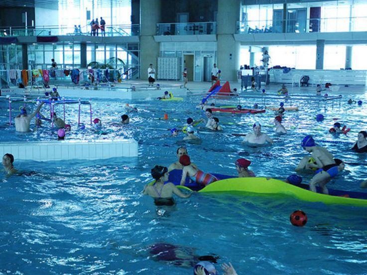 Piscine olympique d antigone - La piscine olympique montpellier ...