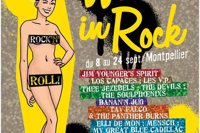 La Subsonica 2016: « Women In Rock »