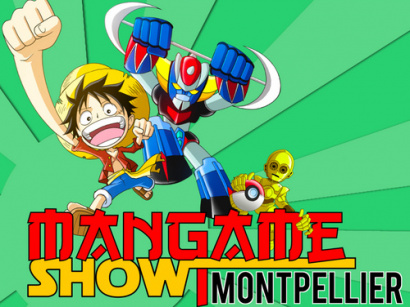 Mangame Show Montpellier