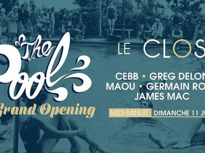 Le Clos Grand Opening Pool Party by United