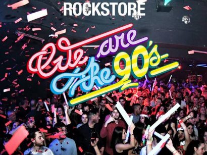 We are the 90's au Rockstore de Montpellier