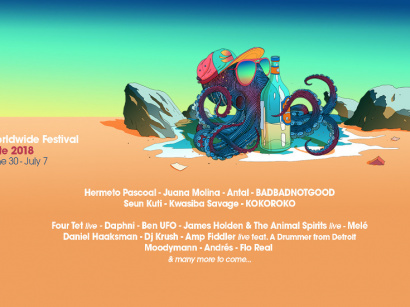 Worldwide Festival Sète 2018