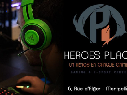 Heroes Place Gaming & e-sport Center