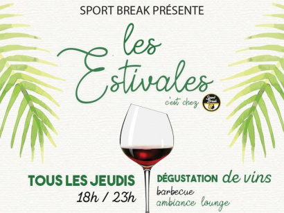 Les Estivales de Sport Break