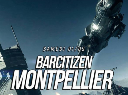 Bar Citizen au MeltDown Montpellier