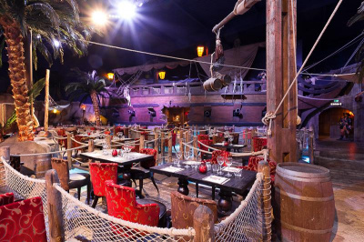 restaurant pirates paradise montpellier. Black Bedroom Furniture Sets. Home Design Ideas