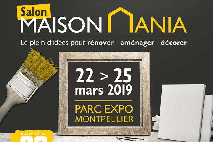 salon décoration maison mania 2019