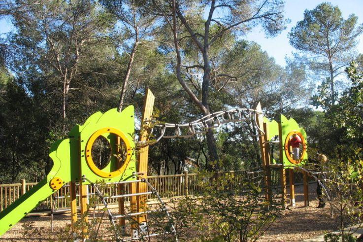 Parc De Jeux Exterieur Montpellier